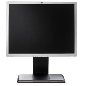 Hp Lp2065 Monitor, 20 Inch Lcd, Silver Bezel, Analog - Digital Interface