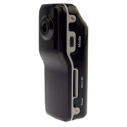 Spy Thumbsize DVR with voice activation (2GB)