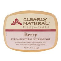 clearly-natural-bar-soapglycerineberry-4-oz