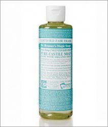 Dr Bronner'S Baby Mil Castile Soap (1X8 Oz)
