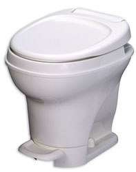 Thetford 31672 Aqua-Magic V Toilet, High / Pedal Flush / Parchment (Toilets For Campers compare prices)