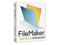 FileMaker Server 8 Advanced Upgrade Mul