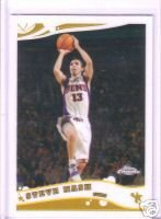 25 Assorted Sportscards of Steve Nash