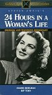 24 Hours in a Womans Life [VHS]