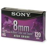 Sony Video Cassette Tape, 8 MM High G...