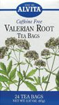 Alvita - Valerian Root Tea, 24 bag
