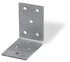 1 Stück Lochplattenwinkel 60x60x60x2,0