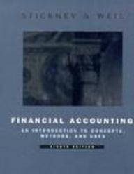 Financial Accounting: An Introduction to Concepts, Methods, and Uses (Dryden Press Series in Accounting) 8th (eighth) edition by Stickney, Clyde P., Weil, Roman L., Stickney, Clyde published by Dryden Pr (1997) [Hardcover]
