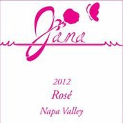 2012 Jana Winery Rose Napa Valley 750 Ml