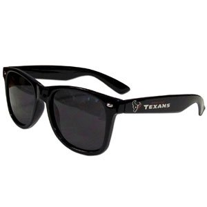 Houston Texans Sunglasses - Wayfarer by Hall of Fame Memorabilia