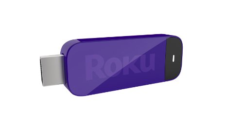 Roku 3400R Streaming Stick  (Old Version) (Roku-Ready, Requires MHL Port)