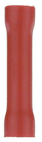 Install Bay Rvbc 22/18-Gauge Vinyl Connector, Red (100-Bag)