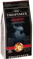Tropimix Formula Large Parrot Food Sticks, 20-Pound