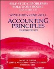 Accounting Principles, Self Study Problems/Solutions Book 1