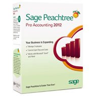 New - Sage Peachtree Pro Accounting 2012 - Complete