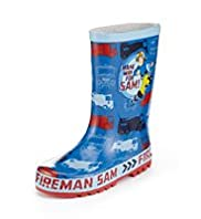 Fireman Sam Welly Boots