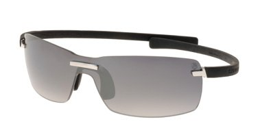 Tag Heuer Sunglasses- Zenith 5104 - Black/ Grey