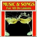 echange, troc Various Artists - Music & Songs for All Occasions