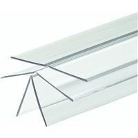 Wall Protex U4100Ss Universal Adhesive Corner Guard front-208540