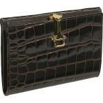 budd-leather-crocodile-bidente-slim-french-purse-with-clip-closure-brown
