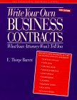 Write Your Own Business Contracts: Wh...