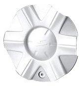 Mr. Lugnut C10210W White Center Cap for S.1 Wheels (Mr. Lugnut)