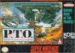 P.T.O. - Nintendo Super NES