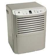 LG 45-pint low-temp dehumidifier