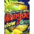 Philippine Brand Yellow & Green Dried Mangoes 24 oz.