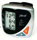 Jitron Digital Wrist blood pressure monitor BPI-801W -Travveller Model