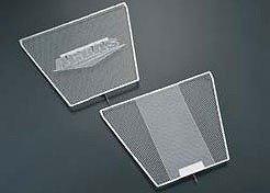 アグラス(AGRAS) ラジエターコアガード AGRAS ロゴ無 Bタイプ GSX-R600(06-09/11-) 309-389-B00
