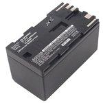 Battery Canon XF100, XF105, XF300, XF305, GL2, XH A1, XH A1S, XH G1, XL2,, Li-ion, 4400 mAh