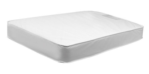 Davinci Twilight Hypoallergenic Universal Fit Waterproof 6-Inch Ultra Firm Deluxe Crib Mattress