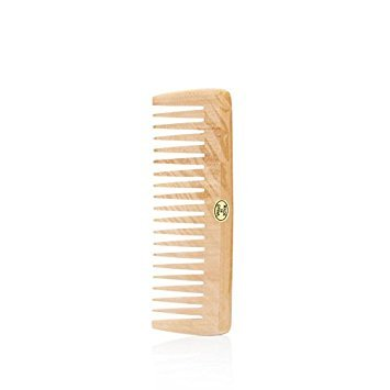Bath-Accessories-Wood-Detangling-Comb