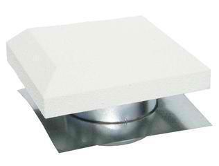 QC Manufacturing QuietCool RM ES-2200FLT QuietCool Fan - Roof Mount w/ 16