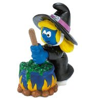 Buy Low Price Schleich Smurf Witch Figure (B000FTZNE4)