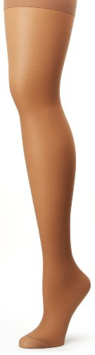 Hanes Women's Alive Full Support Control Top Pantyhose, Barely There, C (Fashion Support Hose compare prices)