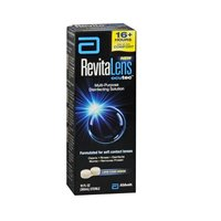 Revitalens Revitalens Ocutec Multi-Purpose Disinfecting Solution, 10 oz (Pack of 2)