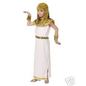 Amazon.com: Deluxe Cleopatra Greek Goddess Costume