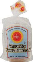 Ener-G White Rice Yeast Free Loaf -- 1 lb