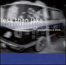 Less Than Jake Album - Goodbye Blue & White (Front side)