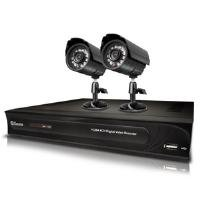 Swann DVR4-1200 2 x PRO-560 500GB Camera CCTV Package