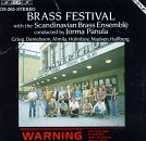 echange, troc Holmboe, Panula, Scandinavian Brass Ensemble - Concerto for Brass