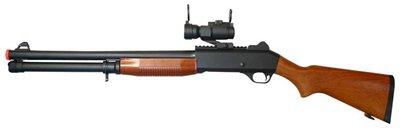 DMA M-186B Airsoft Shotgun  fixed stock airsoft