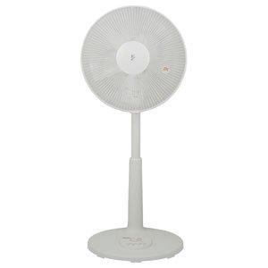 山善 【扇風機】メカ式リビング扇(ホワイト)YAMAZEN YMT-J303-W