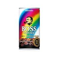 サントリー ボス レインボーマウンテンブレンド 190g缶 30本x3セット(90本)