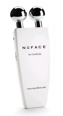 NuFace Anti Aging Anti Wrinkle Device, 5 piece kit