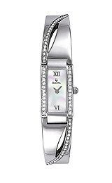 Bulova Women's Crystal Bracelet watch #96T63