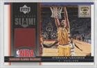Zydrunas Ilgauskas Cleveland Cavaliers (Basketball Card) 2005-06 Upper Deck Slam Target Jerseys #HC40 Amazon.com