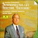 Stenhammar: Symphonies / Serenade / Excelsior Overture